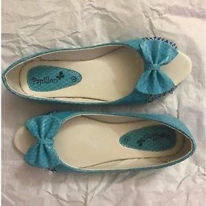 Toe sandals/shoe/bellinaries